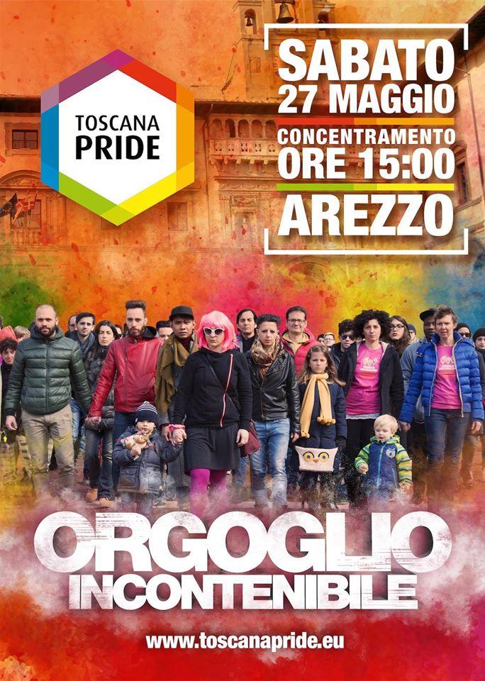 manifesto TOSCANA PRIDE 2017
